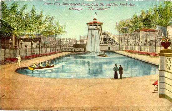 white city amusement park