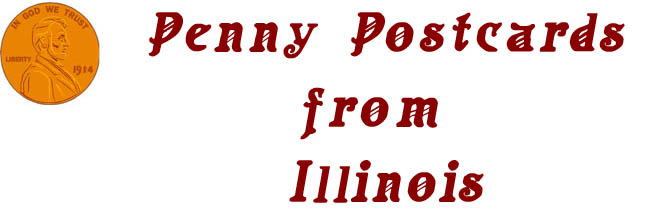 Penny Postcards from Illinois