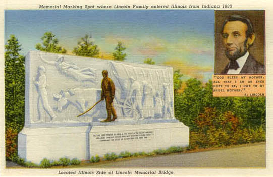 Penny Postcards From Lawrence County Illinois