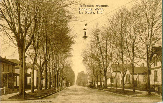 Penny Postcards From La Porte County Indiana