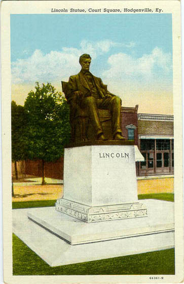 Penny Postcards from Larue County Kentucky