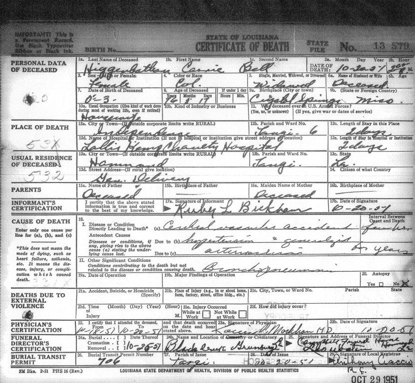 Alice Cooper Death Certificates, Ta...