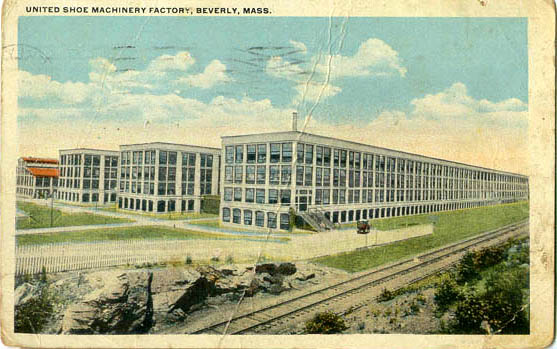 Penny Postcards From Essex County Massachusetts