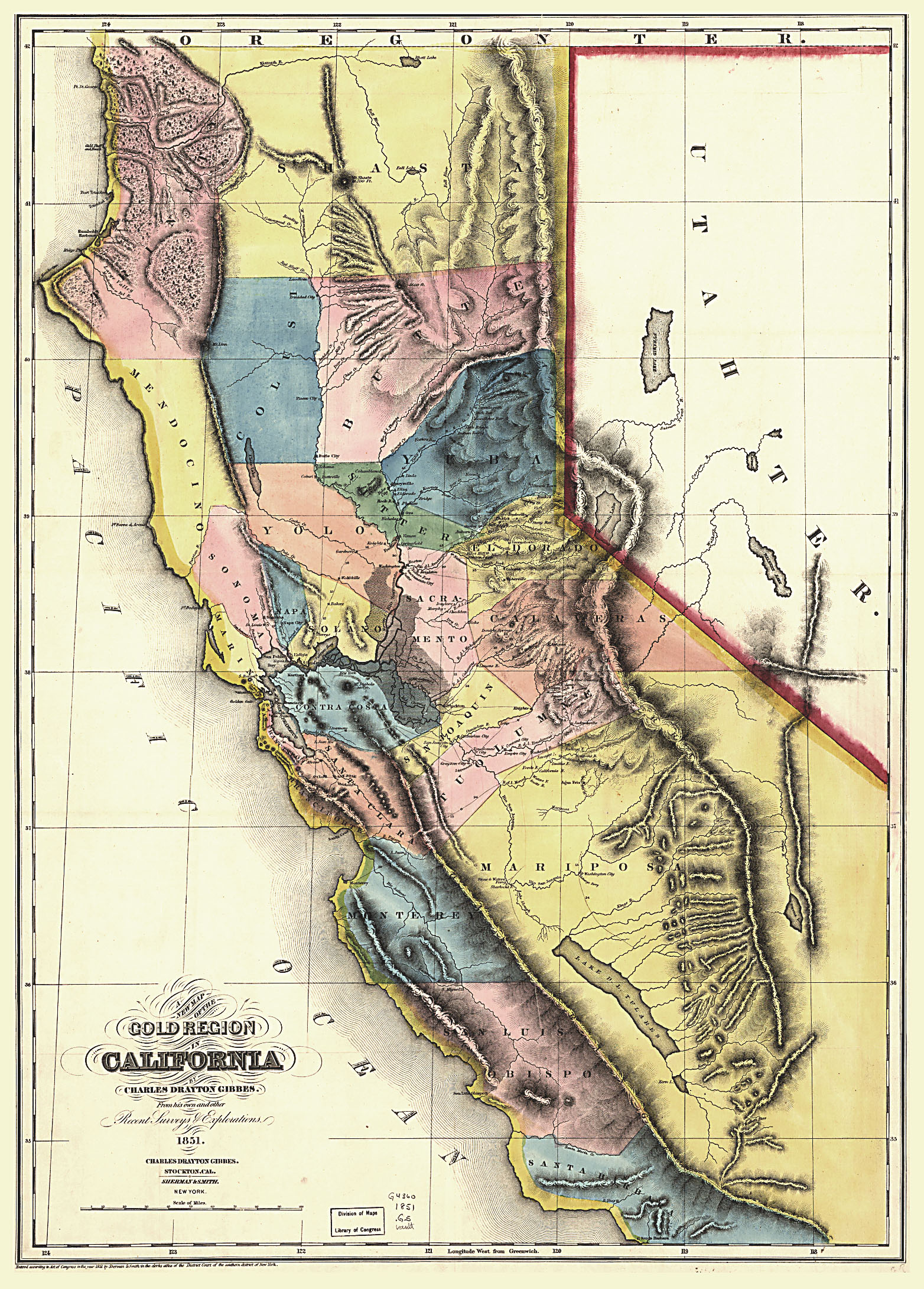 California Digital Map Library United States Digital Map Library - Ca county map