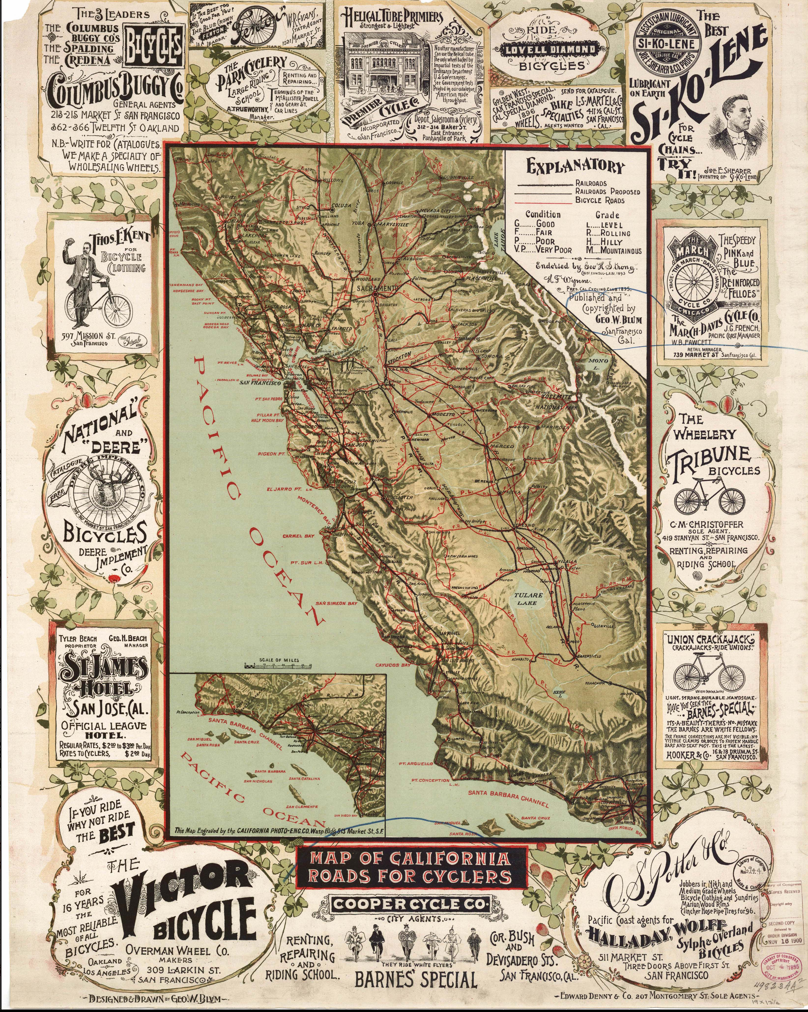 California Digital Map Library. United States Digital Map Library ...