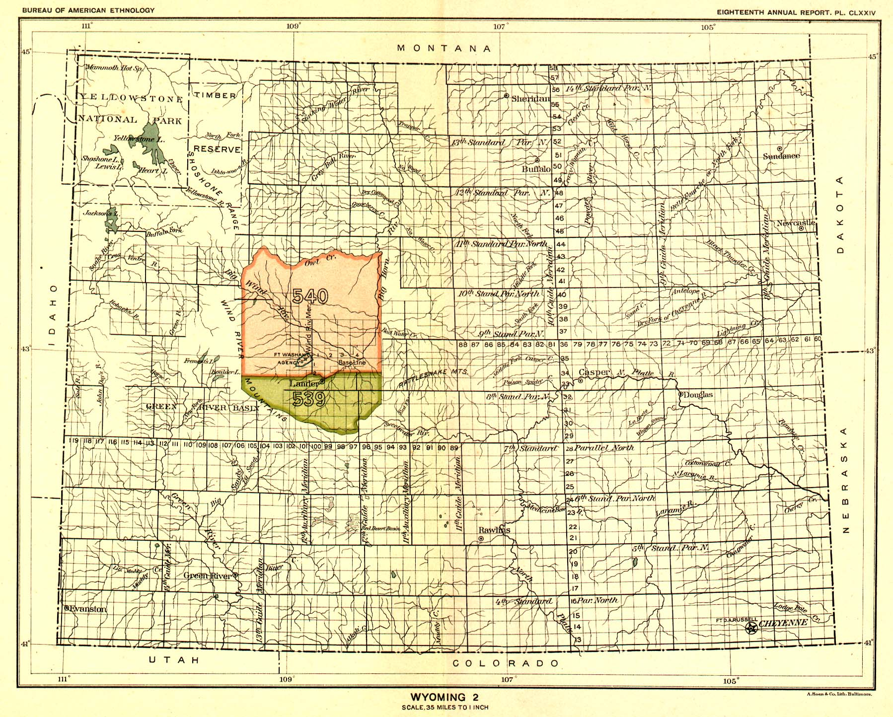 Wind River Reservation Map  Wwwgalleryhip  The