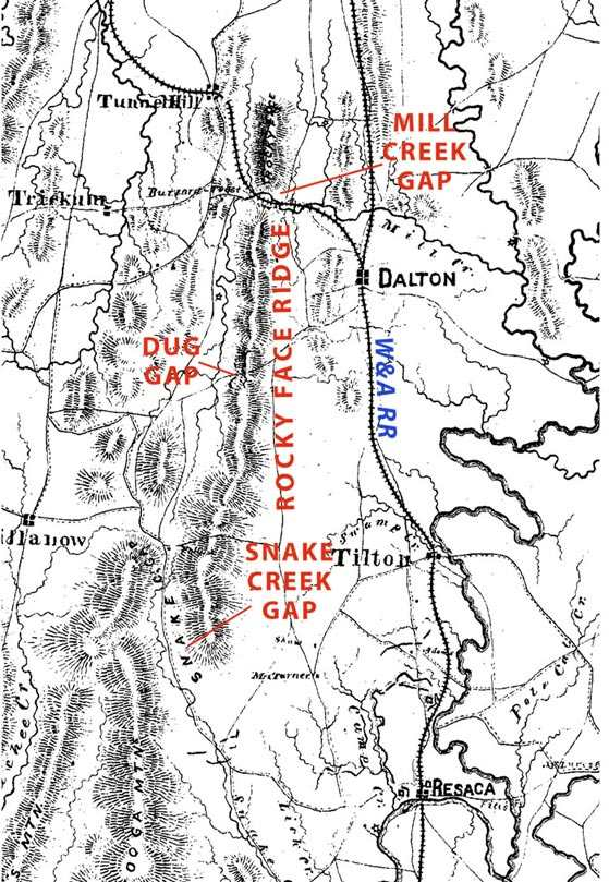 The Usgenweb Archives Digital Map Library Georgia Maps Index
