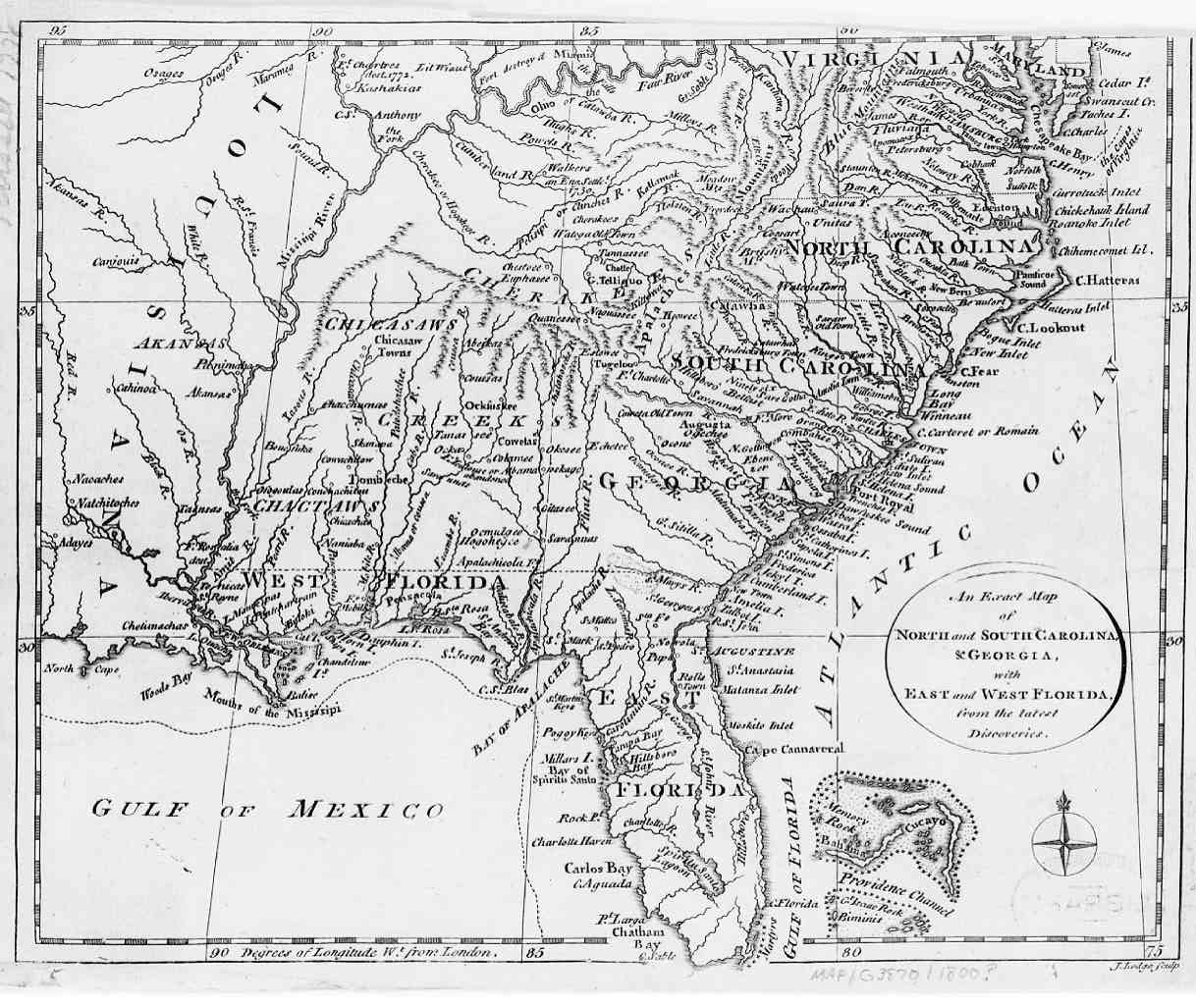 The USGenWeb Archives Digital Map Library Georgia Maps Index - Map of southeast us