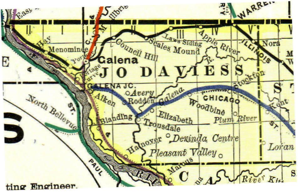 Jo Daviess County Illinois Property Taxes