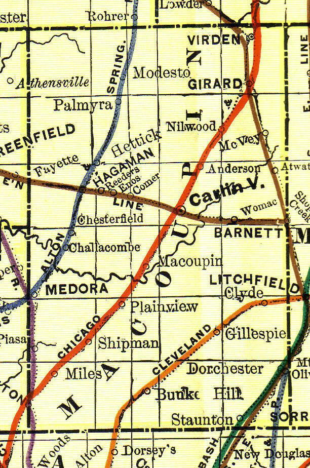 Macoupin County Illinois Property Search