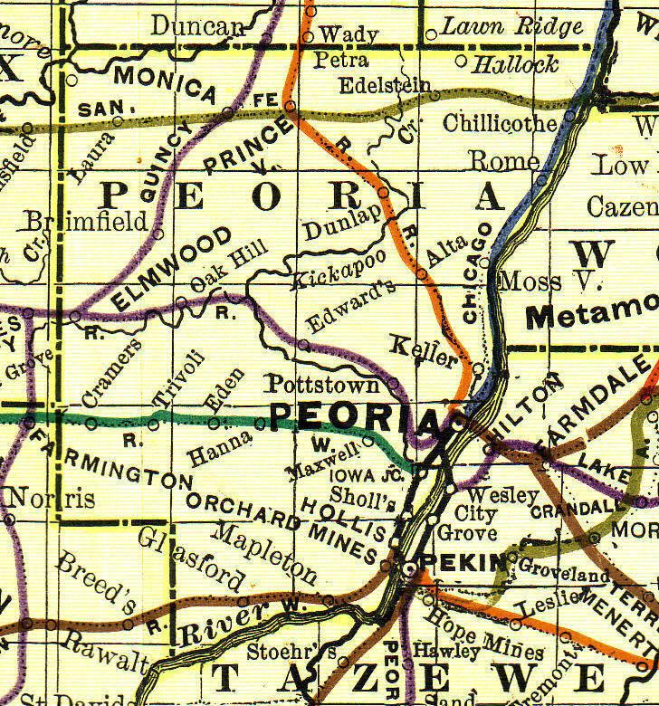 Illinois Divorce Records: Peoria County, Illinois Genealogy: Vital Records