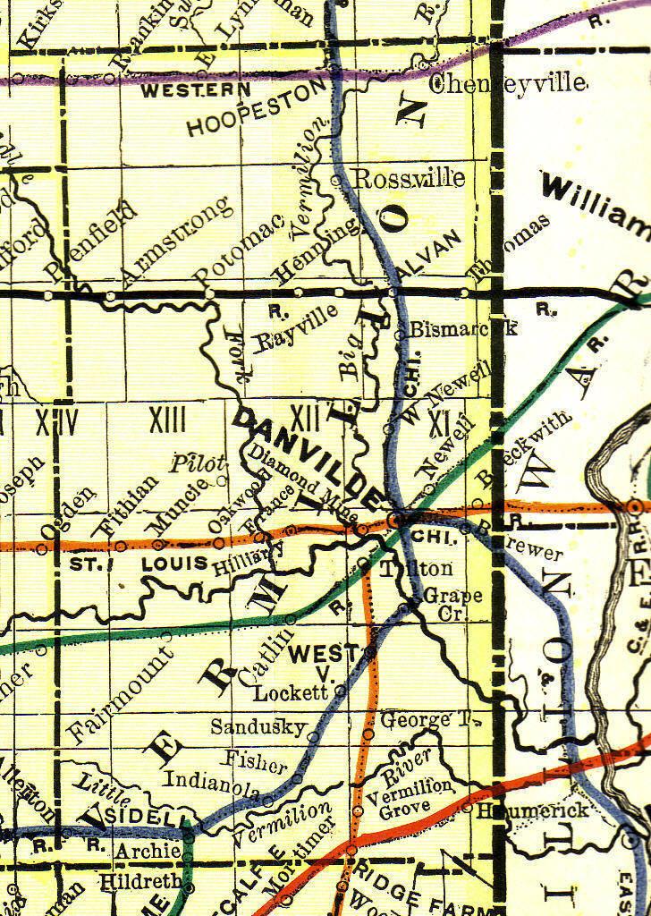 Vermilion County Illinois Property Search