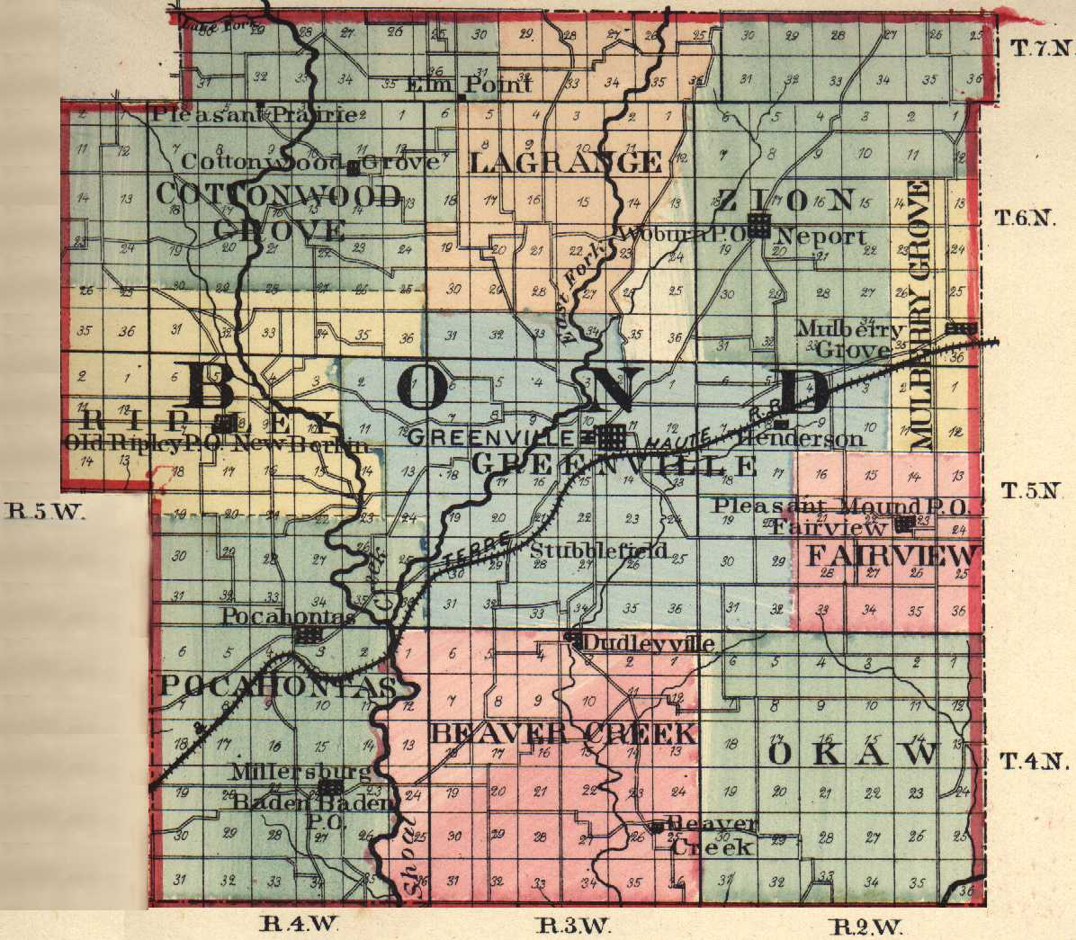The USGenWeb Archives Digital Map Liry - Illinois Maps Index. on map of lake county il, map of gallatin county il, map of henderson county il, map of st. clair county il, map of rock island county il, map of jo daviess county il, map of franklin county il, map of jersey county il, map of union county il, map of dupage county il, map of jasper county il, map of mcdonough county il, map of stephenson county il, map of cook county il, towns in kane county il, map of schuyler county il, map of woodford county il, map of richland county il, map of bond county il, map of stark county il,