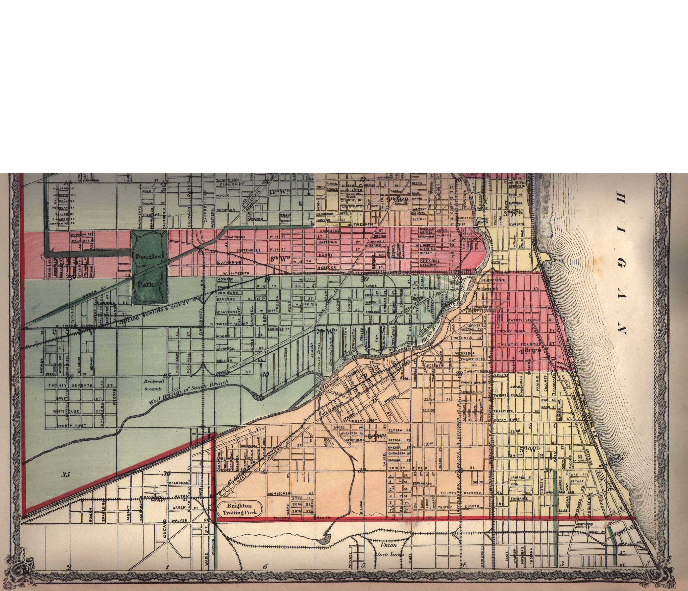 Cook County Illinois Maps And Gazetteers