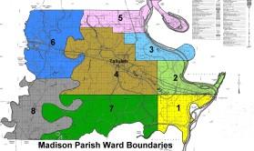 Louisiana Historical Maps - Map of louisiana parishes