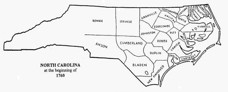 Nc State Map County.Us Gebweb Digital Map Library North Carolina