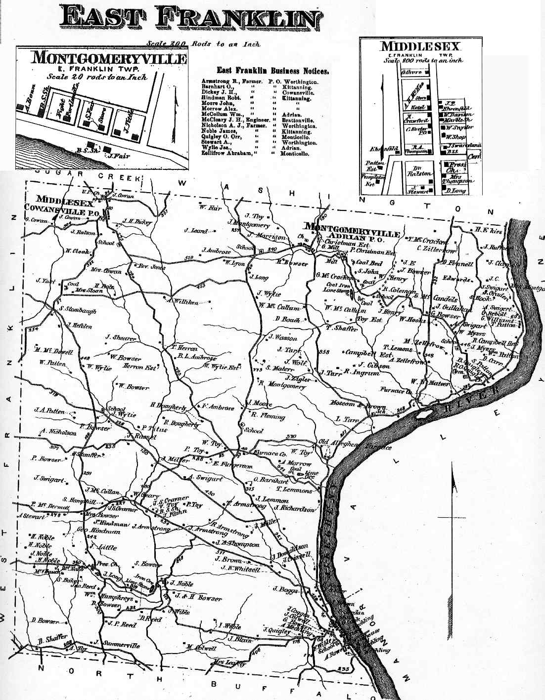 map of wayne county pa 2 with 1876 on 654 Brooke Rd Wayne PA 19087 M36273 29777 also A01c41c2c2220e033a51bbdb5f856098 further Lackawanna County moreover Springfield besides Wayne Township  Schuylkill County  Pennsylvania.