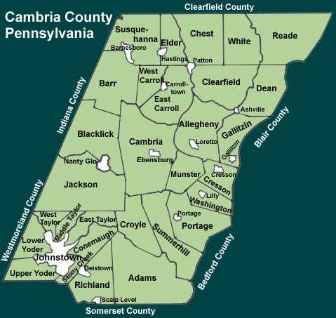 Cambria County Pennsylvania Township Maps on county map of atlanta, county map of nys, county map of oh, county map of dc, county map of sd, county map of ill, county map of us, county map of ireland, county map of ar, county map of ri, county map of ms, county map of northern california, county map of nd, county map of philadelphia, county map of mt, county map of wisc, county map of wy, county map of florida, county map of ne, county map of or,