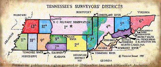 Tennessee Maps Tennessee Digital Map Library Table Of Contents - Tennessee map united states