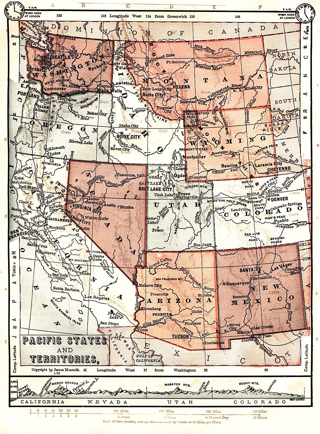Wyoming Maps. Wyoming Digital Map Library. Table of Contents ...