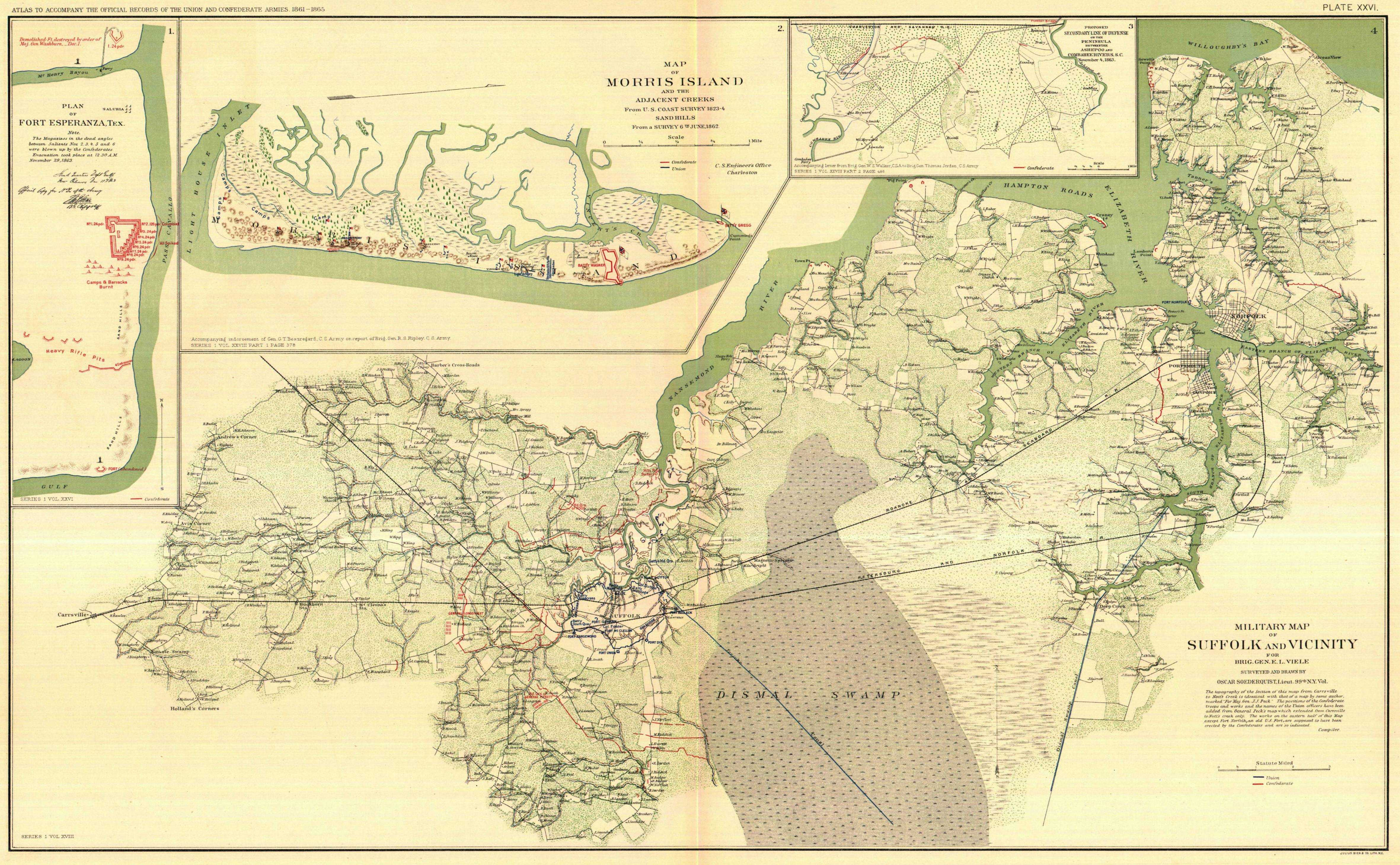 Virginia Maps. Virginia Digital Map Library. Table of Contents ...