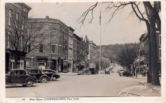 penny postcards from otsego county  new york
