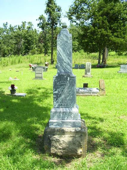 http://usgwarchives.net/ok/muskogee/cemeteries/tombstones/brusheymountcem/annieharris2.jpg