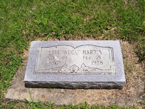 http://usgwarchives.net/ok/muskogee/cemeteries/tombstones/brusheymountcem/levibuckharris.jpg