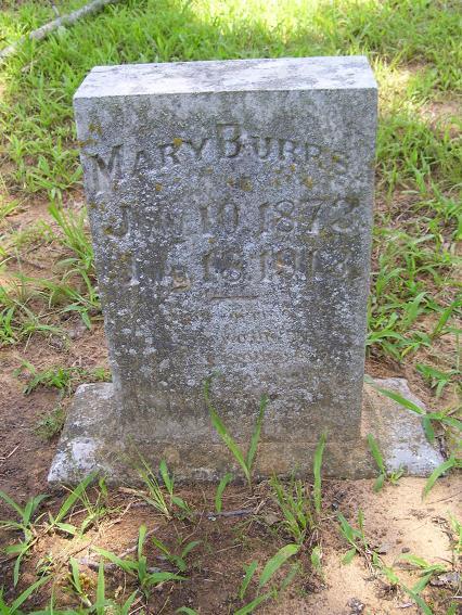 http://usgwarchives.net/ok/muskogee/cemeteries/tombstones/brusheymountcem/maryburrs.jpg