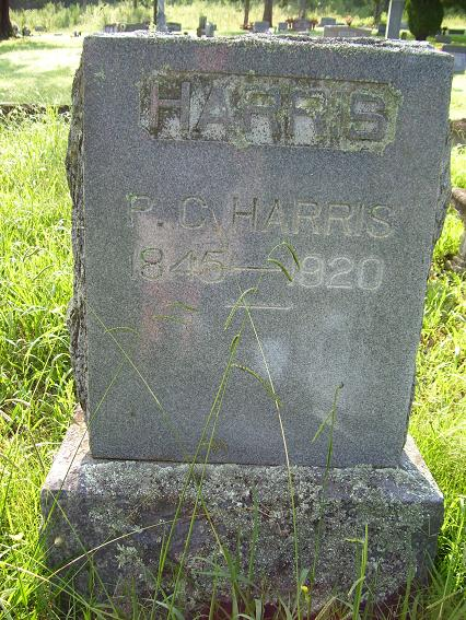 http://usgwarchives.net/ok/muskogee/cemeteries/tombstones/brusheymountcem/pcharris.jpg