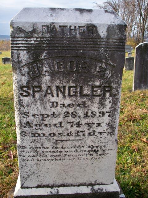Edward Spangler Bethlehem United Breth...