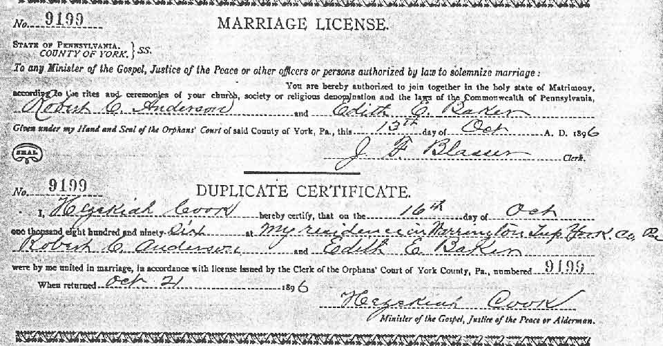 Marriage License Search - Greenville County