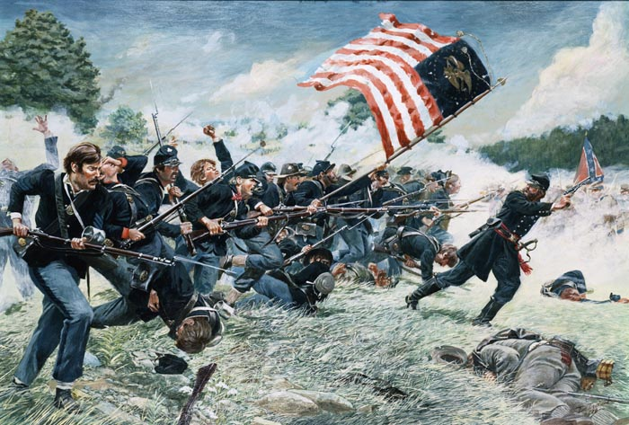 an analysis of blacks in the america civil war Black soldiers in the civil war, free study guides and book notes including comprehensive chapter analysis, complete summary analysis, author biography information, character profiles, theme analysis, metaphor analysis, and top ten quotes on classic literature.