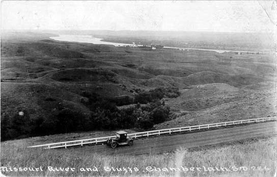 Penny Postcards From Brule County South Dakota