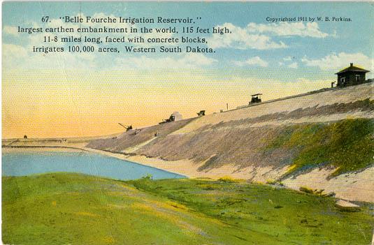 Penny Postcards From Butte County  South Dakota