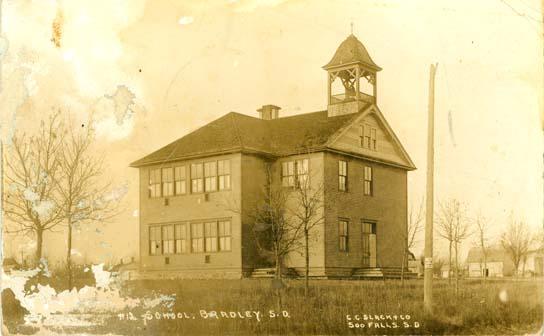 penny postcards from clark county south dakota
