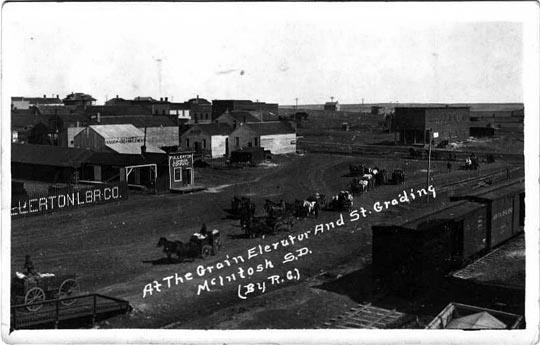 Penny Postcards From Corson County South Dakota