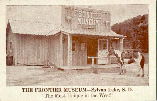 Penny Postcards From Custer County South Dakota