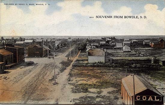 Penny Postcards From Edmunds County South Dakota