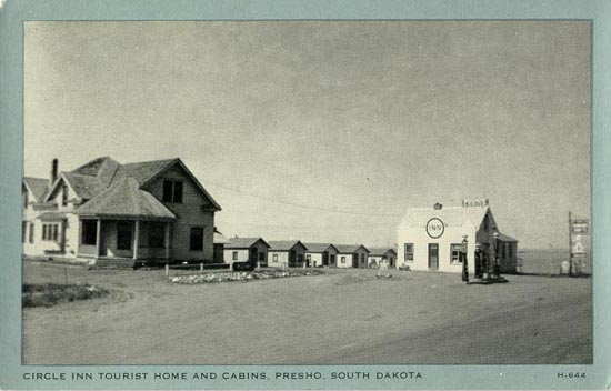 Penny Postcards from Lyman County, South Dakota