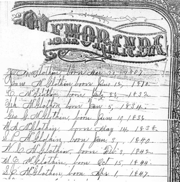 Hardeman County Tennessee Archives - Vital Records