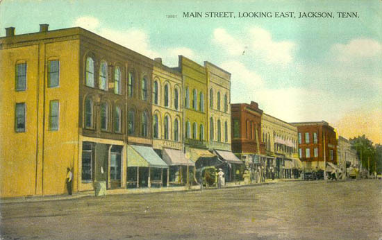 Penny Postcards From Madison County Tennessee