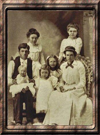 Erath Co TX Goodman Family Photos