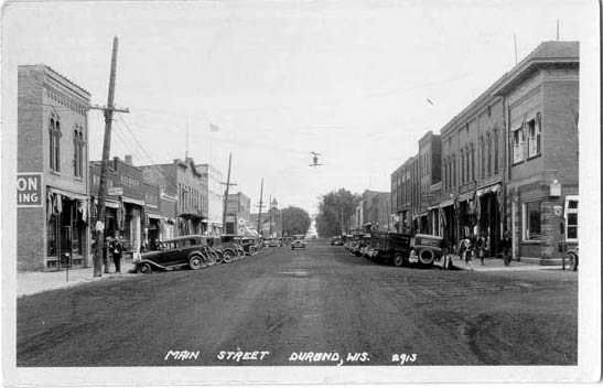 Penny Postcards From Pepin County Wisconsin